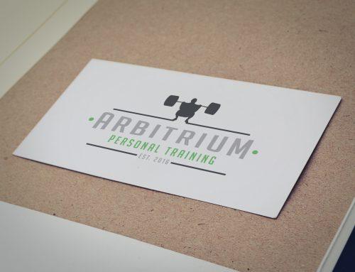 Arbitrium Personal Training branding