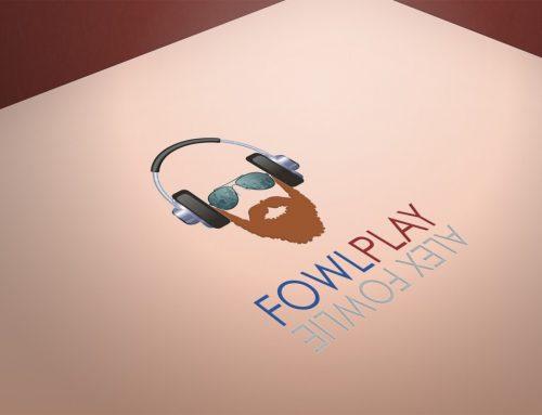 DJ Fowl Play branding