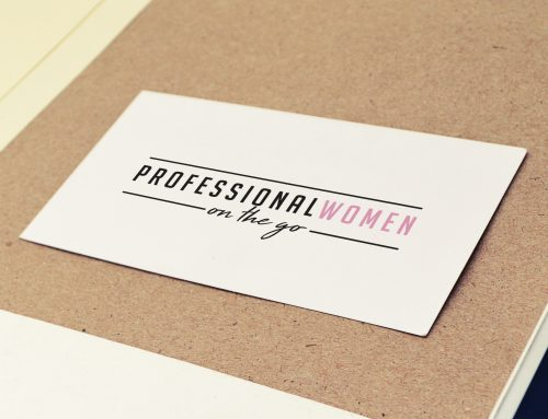 Profressional Women On The Go – branding